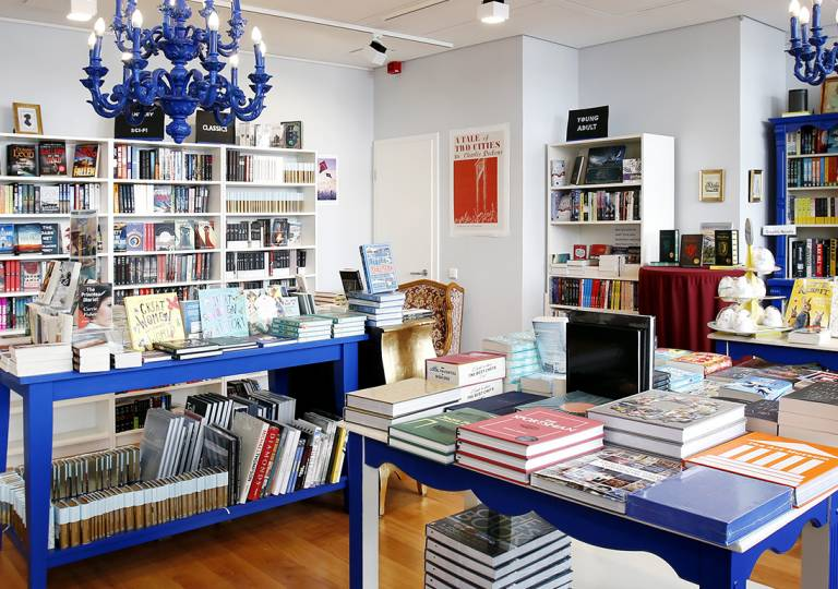 All English Bookstore Luxembourg