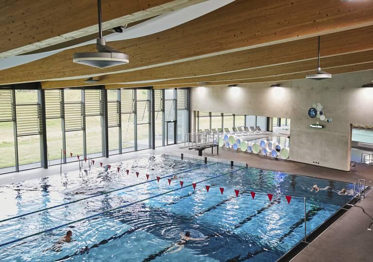 Centre Aquatique AQUASUD Differdange