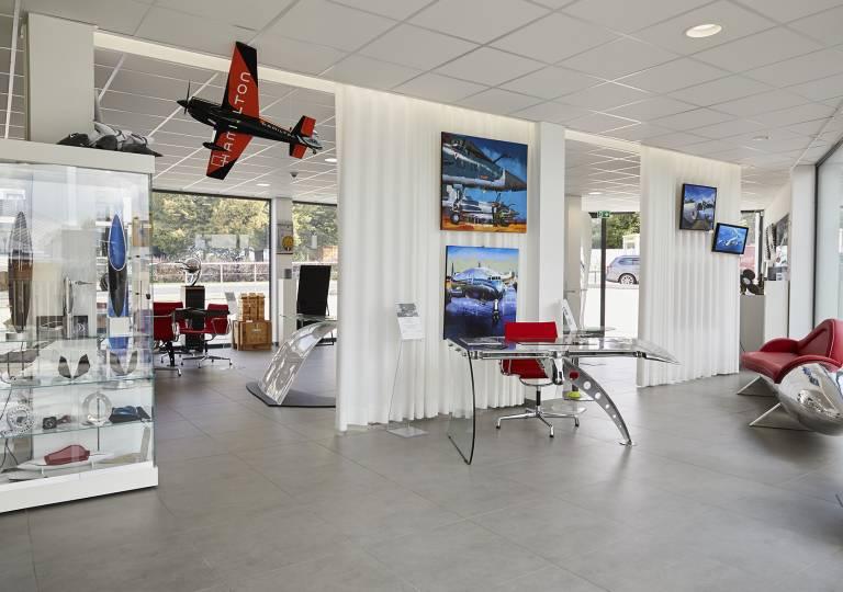 Aéro-Design Concept Store & Gallery Weiswampach