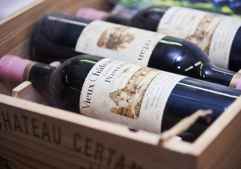 Le Vin Quotidien Niederanven