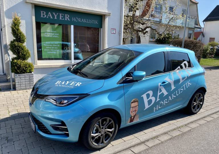 Bayer Hörakustik Kirchheim am Neckar