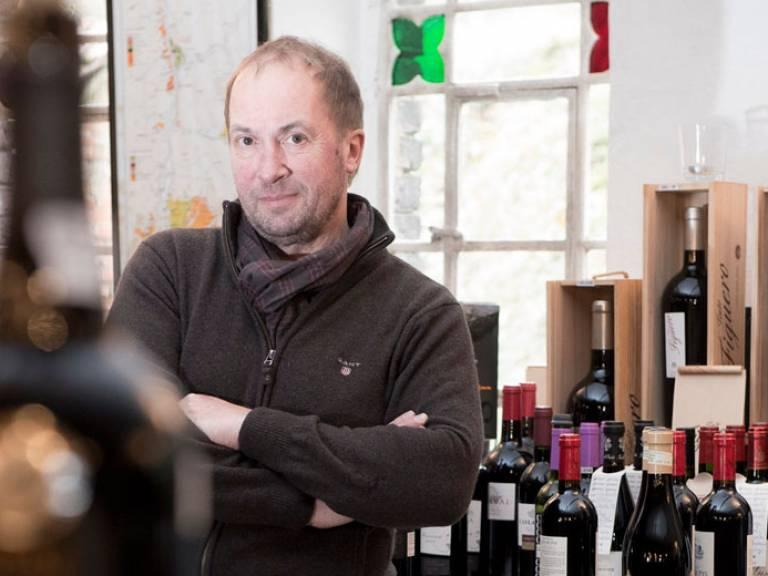 Van Gogh in Häppchen - Kunst, Wein und Kulinarik im Boda Weinhaus