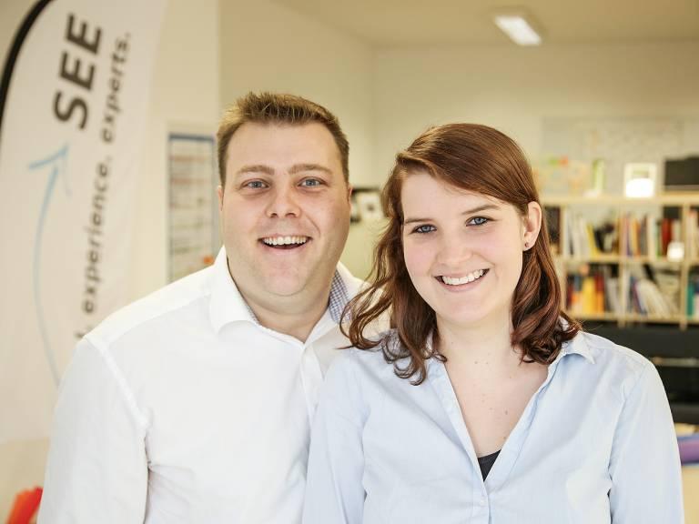 SEE social. experience. experts. Monheim am Rhein