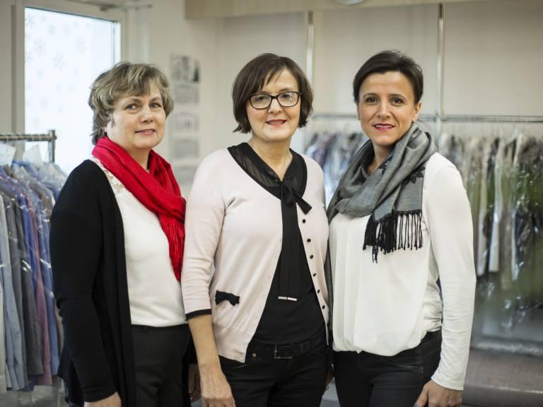 Textilpflege und Änderungsatelier Rosenbaum Monheim am Rhein