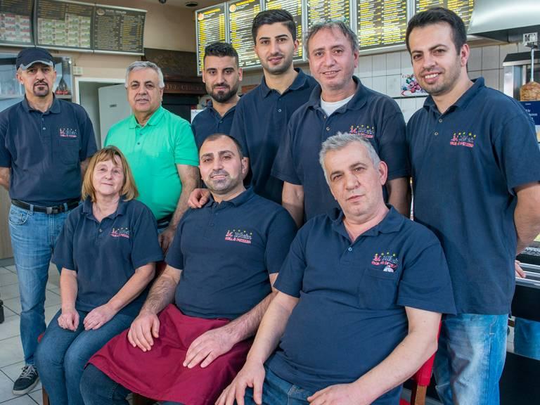 M.Rhein Grill & Pizzeria Monheim am Rhein