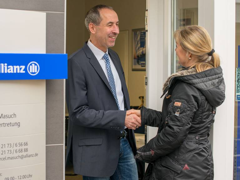 Allianz Hauptvertretung Marcel Masuch Monheim am Rhein