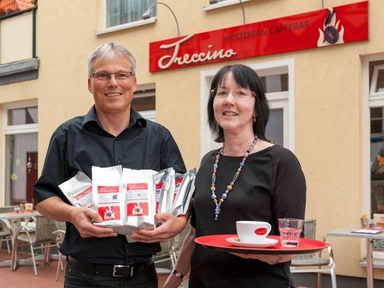 Treccino Rösterei & Caffèbar Wolfenbüttel