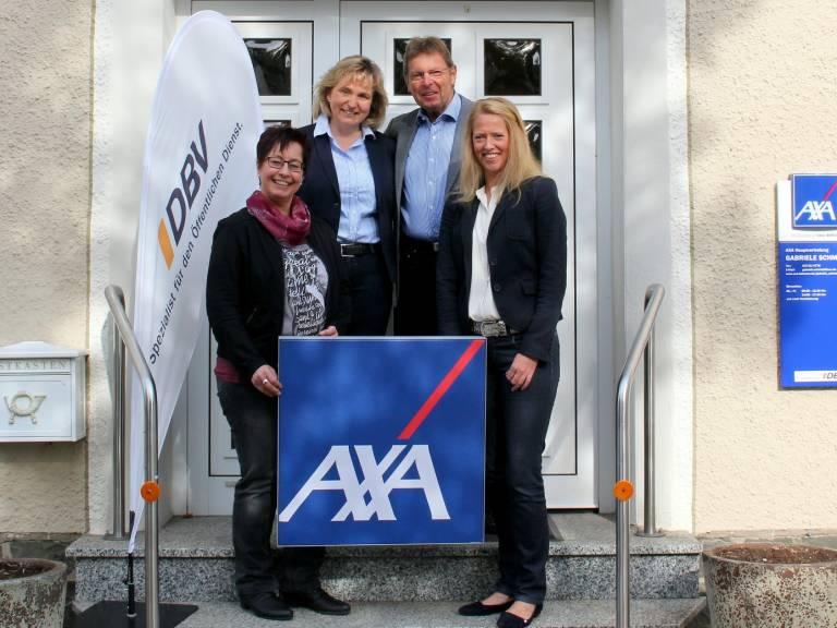 AXA/DBV Versicherungsbüro Schmidt Attendorn