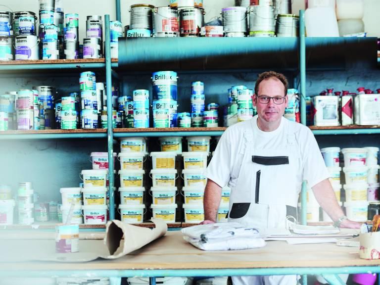 Weist Malerfachbetrieb Alfeld (Leine)