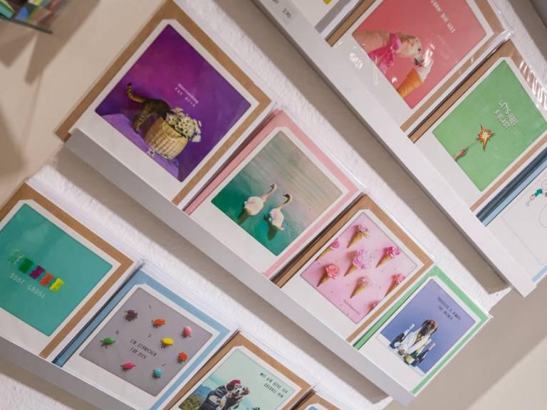 Schwanthaler Galerie - Designshop, Papeterie, Kunstgalerie Gmunden