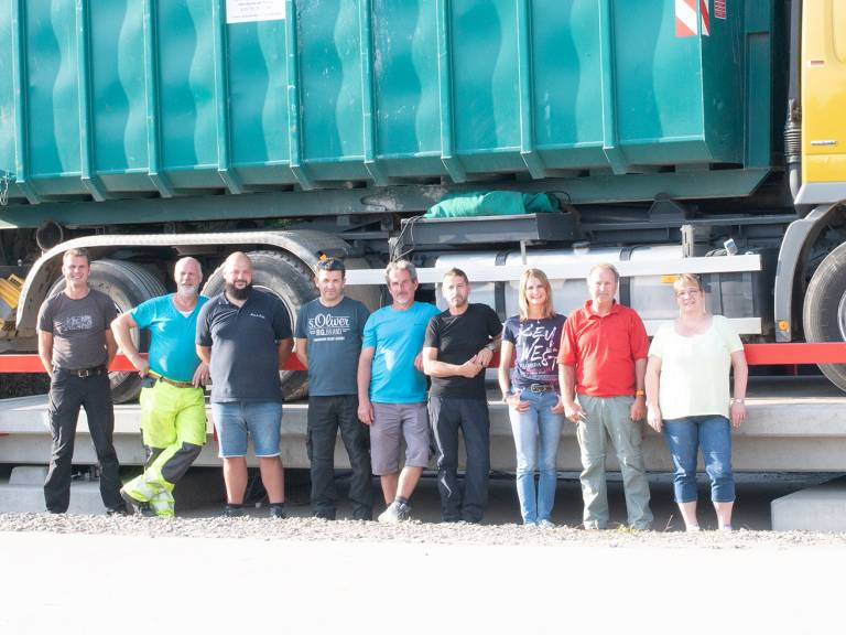 Containerdienst Herriger Monheim am Rhein