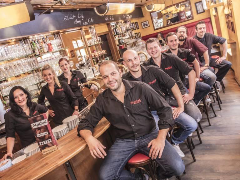 täglich Brasserie Café Ettlingen