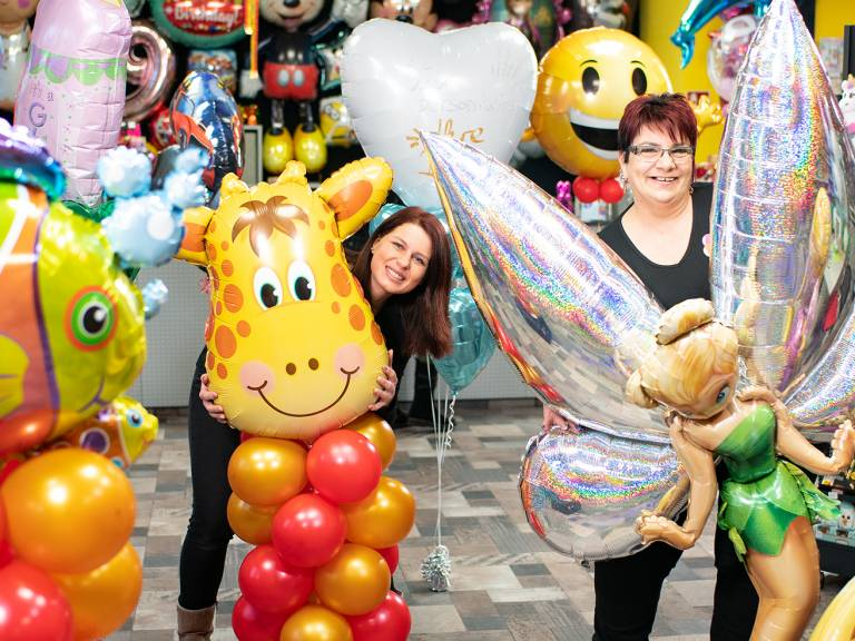 Ballon Baumberg & mehr Monheim am Rhein