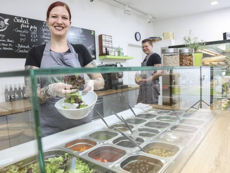 Schlotti Salatbar Ettlingen
