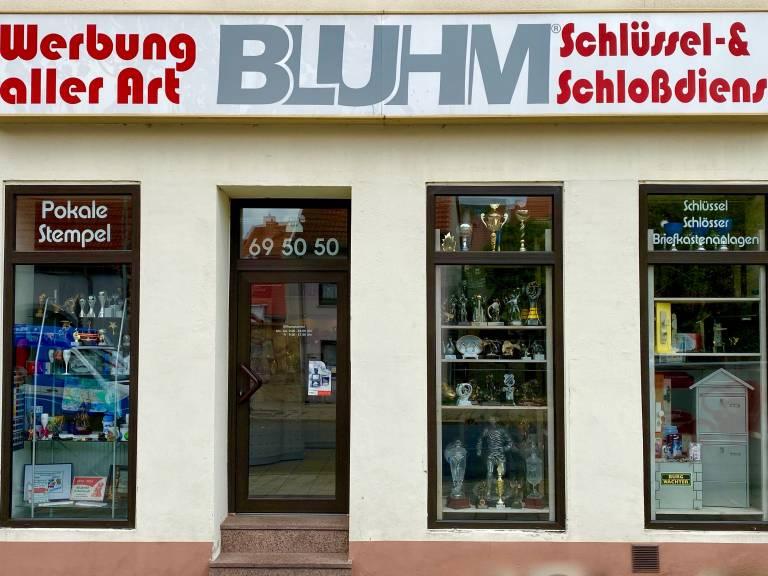 BLUHM Werbung & Design Lutherstadt Eisleben