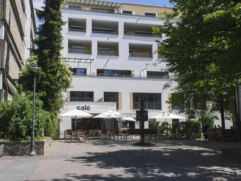 Café am Kornhausplatz Göppingen