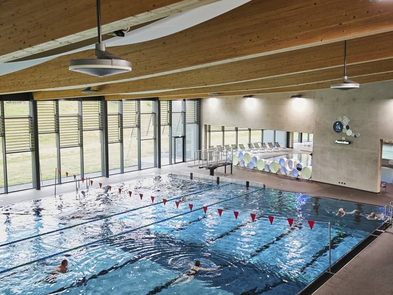 Centre Aquatique AQUASUD Differdange