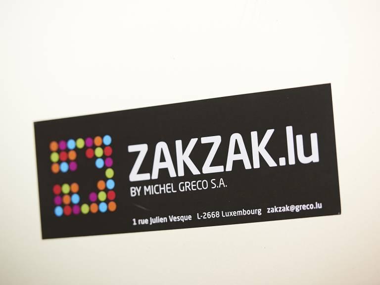 ZakZak.lu by Michel Greco SA Luxembourg