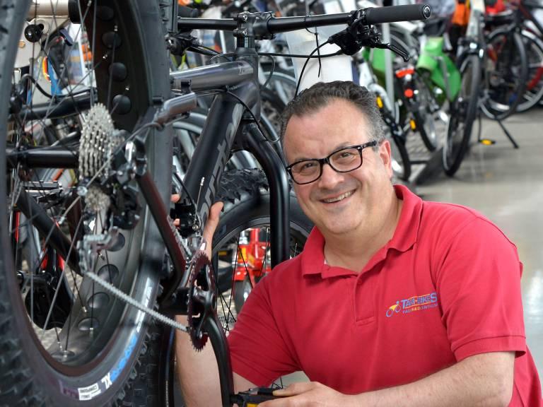 Tari-Bikes Walldorf