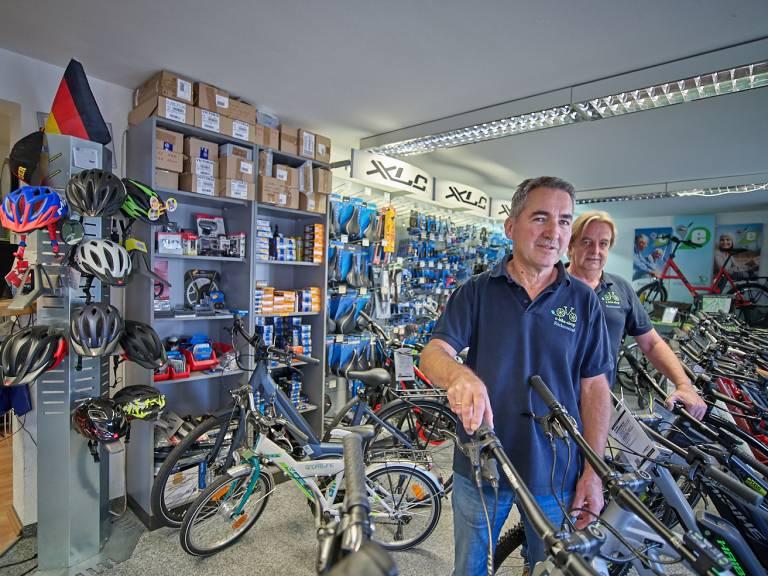 e-bike-shop Rückenwind Karlsruhe