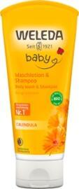 Baby Badebedarf Babybedarf Waschlotion Weleda
