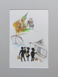 Illustration Monheim am Rhein