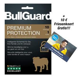 Antiviren- & Sicherheitssoftware BullGuard