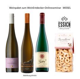 Probierpakete Schmittges, van Volxem, Köwerich
