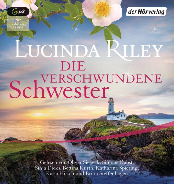 Die verschwundene Schwester, 2 Audio-CD, MP3   Riley, Lucinda