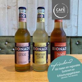 Getränke & Co. Bionade