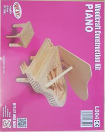 Holzsteckpuzzle QUAY