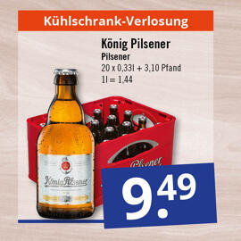 Getränke & Co. König Pilsener