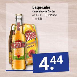 Getränke & Co. Desperados
