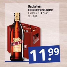 Getränke & Co. Duckstein