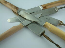 Handmade Küchenmesser handgefertigte Unikate in verschiedenen Größen