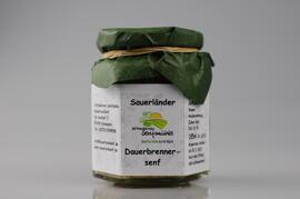 Senf Sauerlandsenf