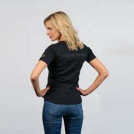 Rundhals-T-Shirts AUDIO MOBIL