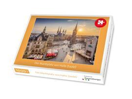 Puzzles & Geduldspiele Stadtmarketing Halle (Saale) GmbH