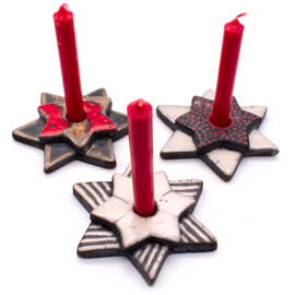 Kerzenständer Edeltrude Arleitner