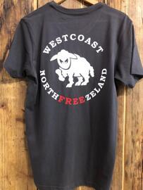 T-Shirts WESTCOAST-NORTHFREEZELAND