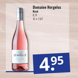 Getränke & Co. Horgelus