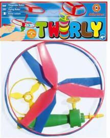 Fliegendes Spielzeug Günther