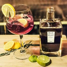 Gin Vermouth Turmeon