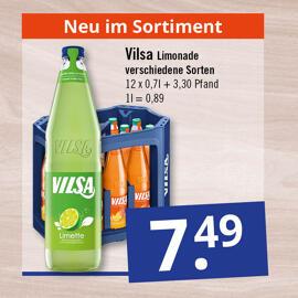 Getränke & Co. Vilsa