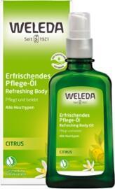 Massageöle Weleda