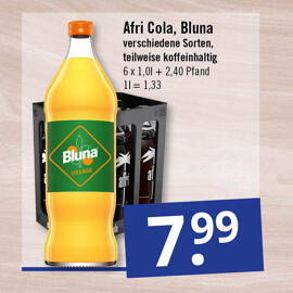 Getränke & Co. Afri Cola