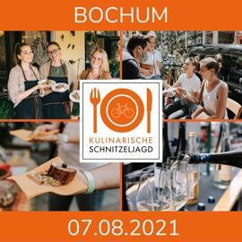 Bochum Kulinarische Schnitzeljagd