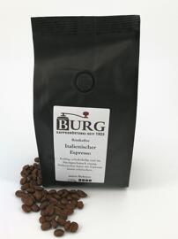 Kaffee Kaffeerösterei Burg