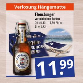 Getränke & Co. Flensburger Pilsener