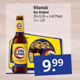 Getränke Vitamalz